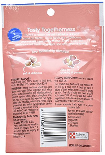 Purina-Whisker-Lickins-Soft-Delicious-Salmon-Flavor-Cat-Treats-25-Ounce-Pouch-Pack-of-1