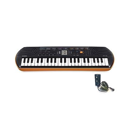 801acc3a7 Casio SA-76 Electronic Mini Keyboard