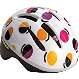 Lazer BOB Infant Helmet White with Dots by Lazer