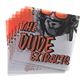 """50 The Dude Extracts Parchment Paper MMJ Supply Non Stick Extract Squares 4 x 4"""" PP-042"""