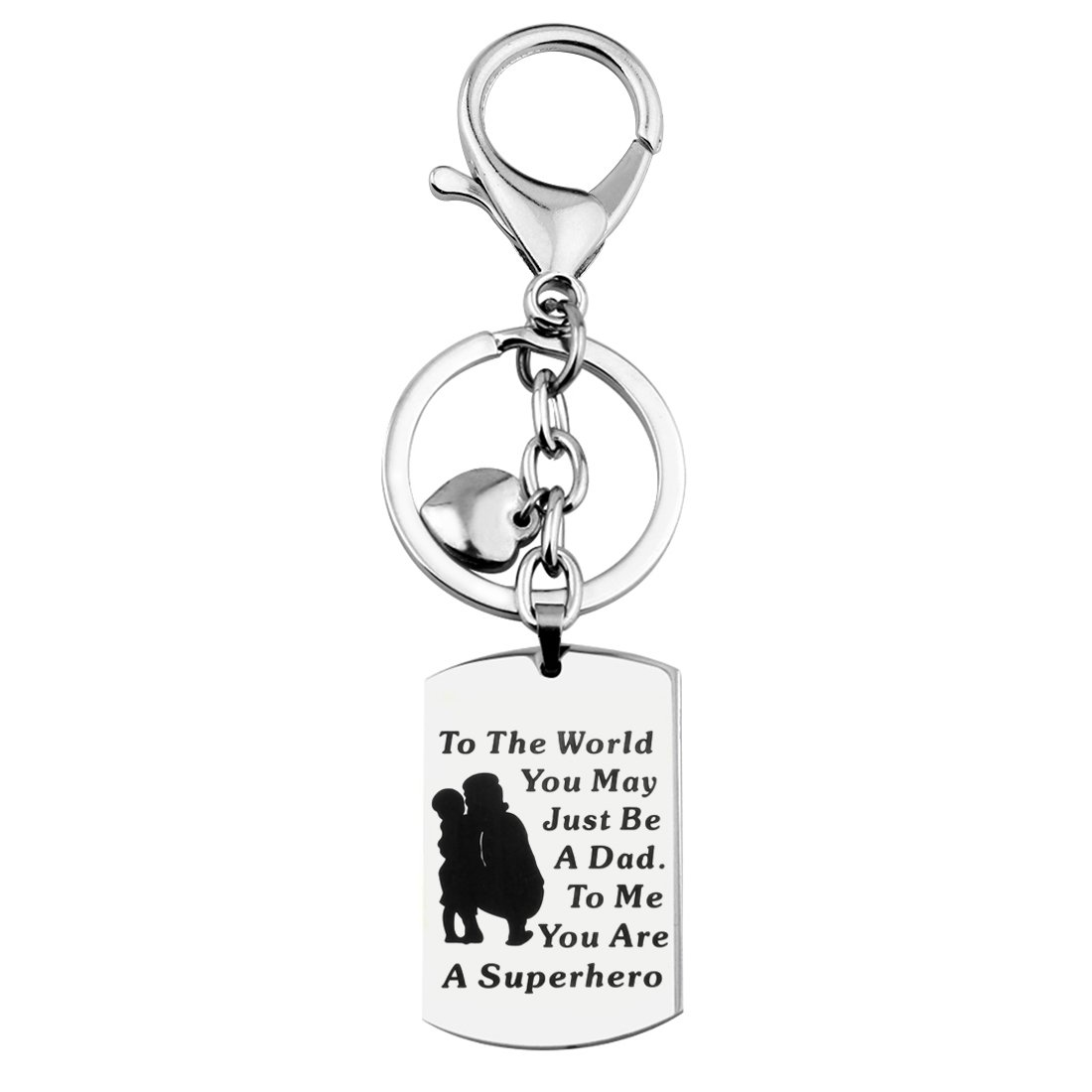 amazon best gifts for son to my son dog tag necklace keychain  amazon best gifts for son to my son dog tag necklace keychain personalized father son pendant father to son gift to my dad keychain jewelry