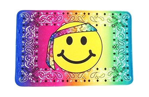 Hippie Emoji Kids Rug