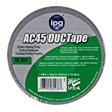 IPG AC45 12 Mil Heavy Duty Duct Tape 1.88'' x 60 yd, Silver