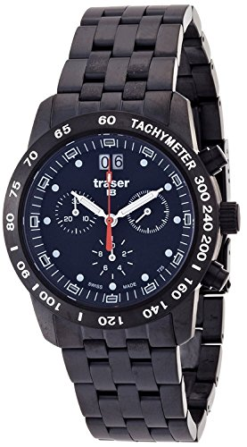 traser watches Classic Chronograph Big Date Pro Classic Chronograph Big Date Pro T40043573701 Men
