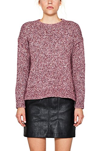 Esprit edc Pull 520 by Violet Purple Berry Femme HHfZwgx