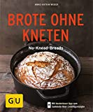Brote ohne Kneten: No-Knead-Breads