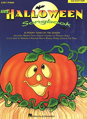 (The Halloween Songbook (Easy)
