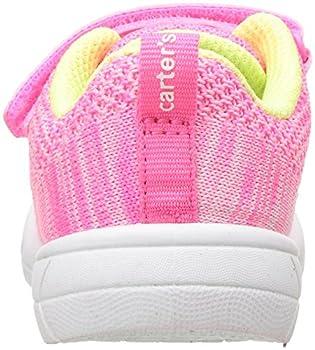 Carter's Baby Ultrex Boy's & Girl's Lightweight Sneaker, Pink, 6 M Us Toddler 1