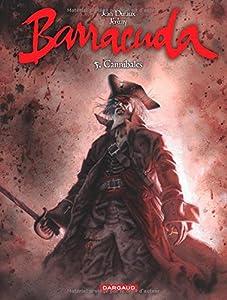 """Afficher """"Barracuda n° 5 Cannibales"""""""