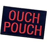 Ouch Pouch Embroidered Patch Tactical Moral