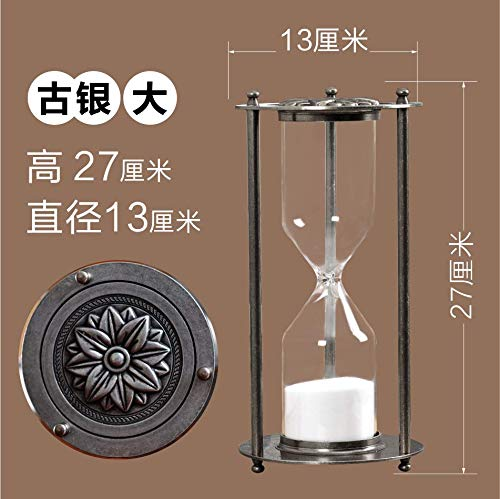 KOONNG Tiempo Retro Reloj de Arena Temporizador decoración ...