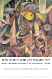 Nineteenth-Century Philosophy, Alan D. Schrift, 1844656101