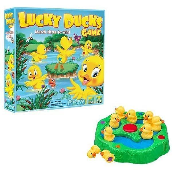 Hasbro Lucky Ducks Hasbro Gaming 42870