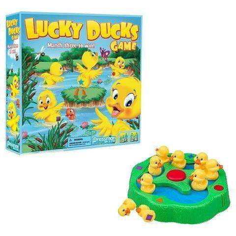New Lucky Ducks Matching Game