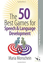 The 50 Best Games for Speech & Language Development (50 Best Group Games)