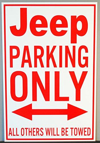 Cherokee Jeep Sign - 6