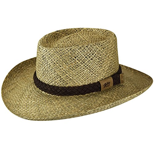 Bailey of Hollywood Mens Donovan Ganbler Fedora Hat