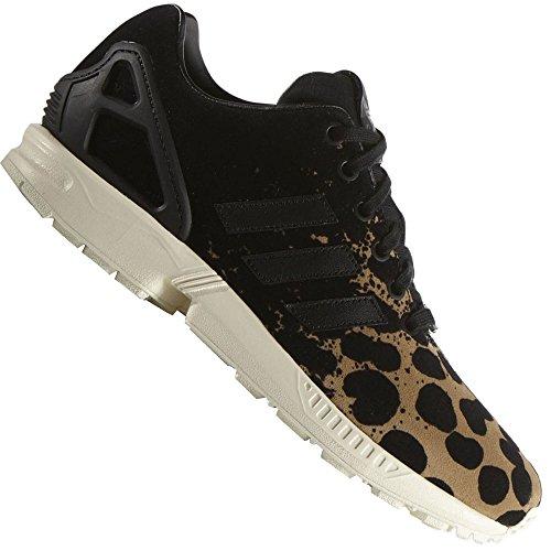 Adidas Zx Flux, Chaussures De Sport Mixte-erwachsene Noyau Noir / Carton