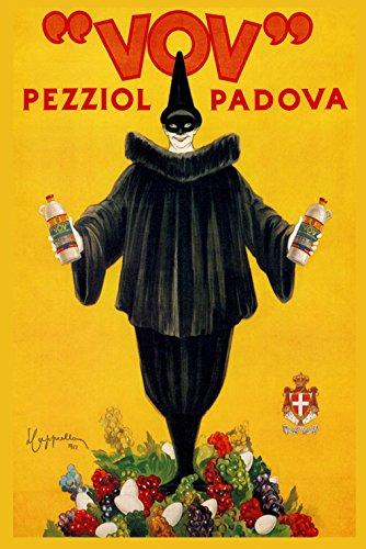 Amazon.com: Pierrot Vov Pezziol Padova Italiano Bebida ...