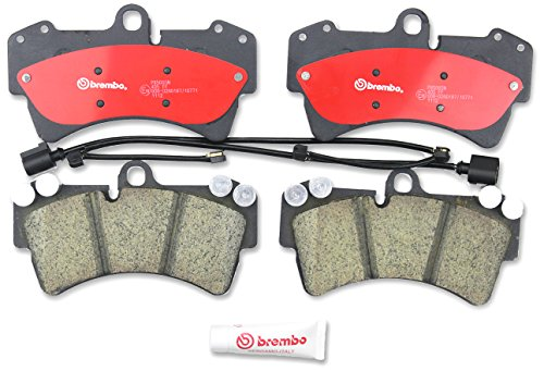 Brembo P85065N Front Disc Brake Pad ()