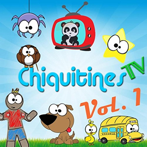Stream or buy for $8.99 · Chiquitines TV, Vol. 1