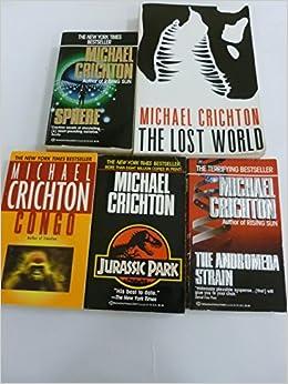 Michael Crichton yul brynner