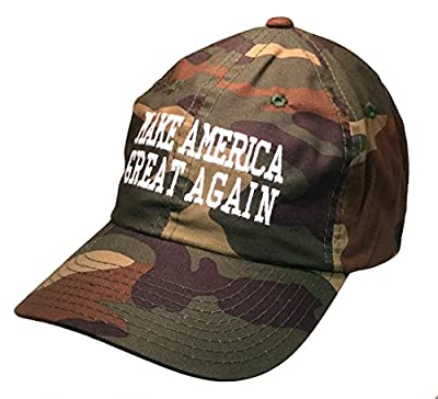 Donald Trump Make America Great Again Hats-Retro Camo