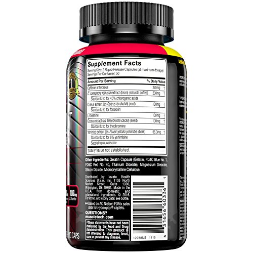 Hydroxycut Hardcore Elite Weightloss Capsules