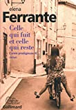 img - for Celle qui fuit et celle qui reste : L'amie prodigieuse III (French Edition) book / textbook / text book
