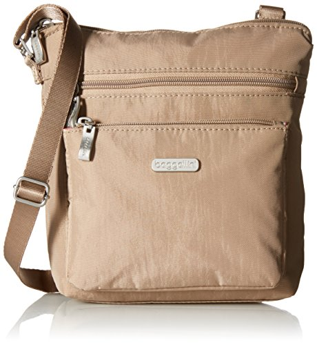 Baggallini RFID Pocket Crossbody Bag