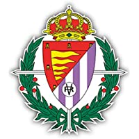 fan products of Real Valladolid FC Spain Soccer Football Art Decor Vinyl Sticker 5'' X 5''