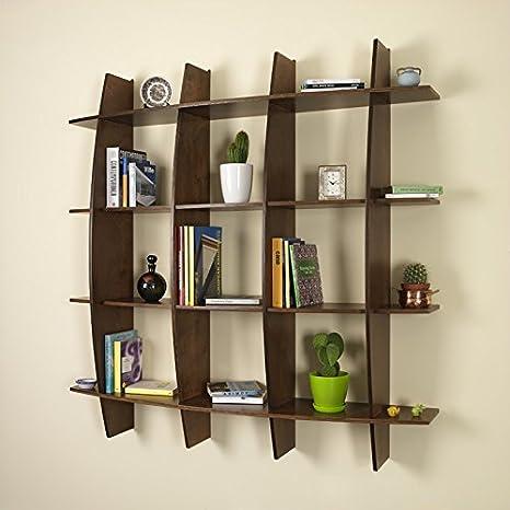Libreria A Muro In Legno.Mobili In Legno Per La Casa Libreria A Muro In Legno Di Noce