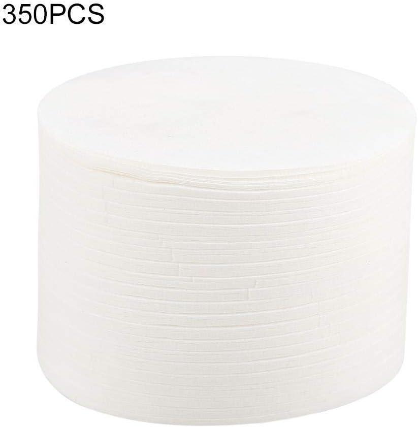 350pcs NIMOA Papel de Filtro de Caf/é Ronda de Caf/é Filtros Los Coladores for Aeropress Cafetera
