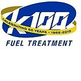 K-100 MG 403 Gasoline Fuel Treatment with Enhanced