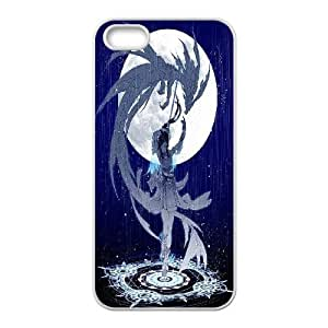[Tony-Wilson Phone Case] For Apple Iphone 5 5S -IKAI0447946-Dragon Pattern