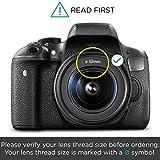 52MM 0.43x Altura Photo Professional HD Wide Angle Lens (w/ Macro Portion) for NIKON D5300 D5200 D5100 D3300 D3200 D3100 D3000 DSLR Cameras