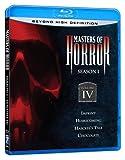 Masters of Horror - Season 1, Vol. 4 [Blu-ray]