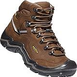 Keen - Men's Durand II Mid WP, Waterproof Hiking Boots, Cascade Brown/Gargoyle, 11 W US