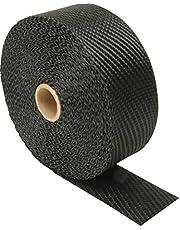 Design Engineering Black Titanium Exhaust Heat Wrap with LR Technology