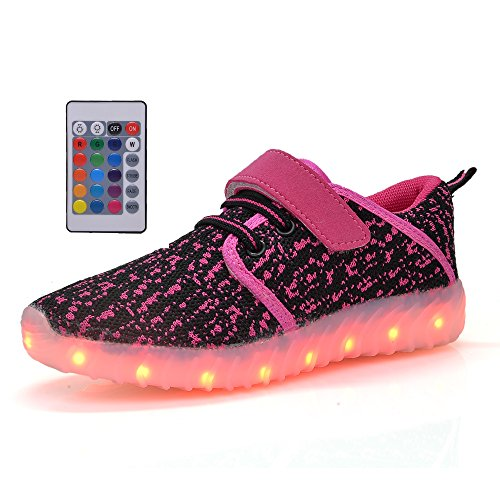 Denater Breathable Remote Flashing Sneakers product image