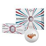 UT Dallas Callaway Supersoft Golf Balls 12/pkg 'Official Logo'
