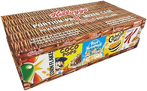 Kelloggs Kelloggs 5 Variety Pack Cereales x 7 de Cada Sabor (un Total de 35): Amazon.es: Electrónica