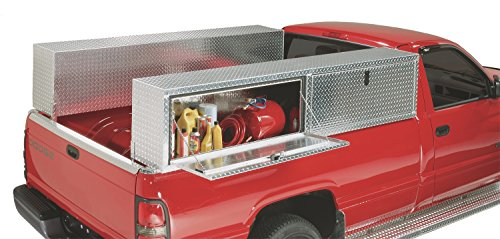 Deflecta Shield Truck Tool Boxes (Lund 8172 Challenger Series Brite Specialty Topside Storage Box)