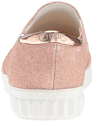 Circus Di Sam Edelman Donna Charlie 27 Sneaker Oro Rosa / Pizza Party