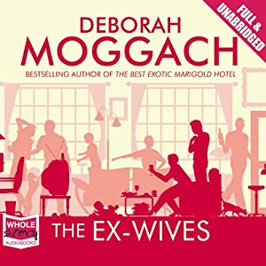 The Ex-Wives Audiobook