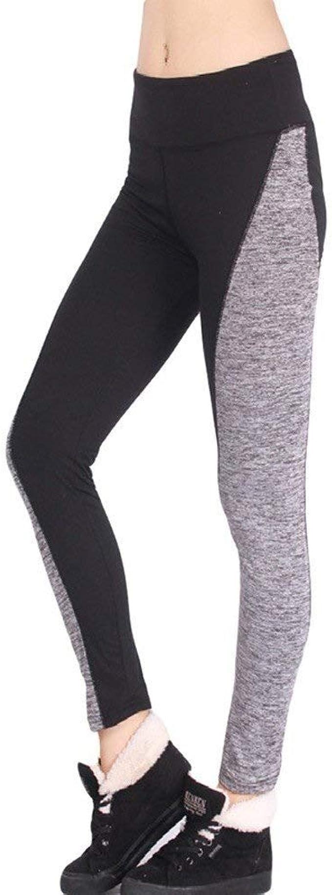 Leggings Pantalones Pantalones Gatos Señoras Yoga Impresión De Leggings Mode De Marca Deportivos Pantalones De Chándal Rayas Estampadas Hipsters Medias Leggins Pantalones Medias Entrenamiento Stretch: Amazon.es: Ropa y accesorios