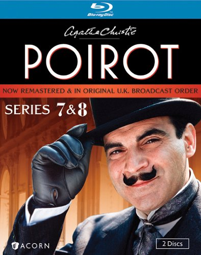 Agatha Christie\'s Poirot: Series 7 and 8 (Blu-ray)