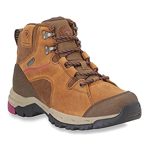 Ladies Ariat GTX Mid Boot Skyline brown frontier qfFtwxBgz