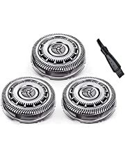 Wivarra SH90 Replacement Heads for Shaver 9000 Series, S8950,SW9700,SW6700,9000 Shaver Replacement Blades