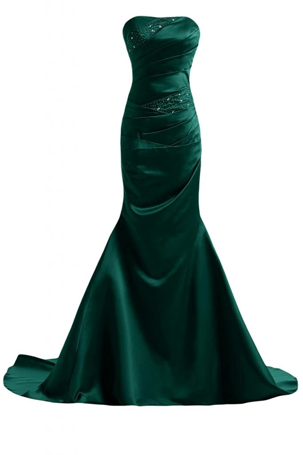 Sunvary Attractive Long Mermaid Evening Dress Formal Dress Pageant Dress Maxi